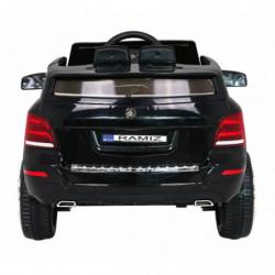 Jeep Pompowane Koła Czarny