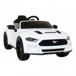 Motor Ścigacz BJX Biały