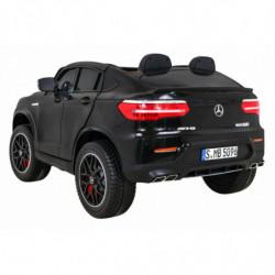 Mercedes S500 Czerwony